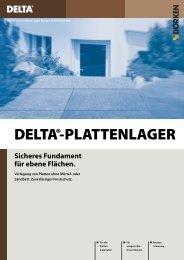 DELTA®-PLATTENLAGER