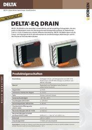 DELTA®-EQ DRAIN