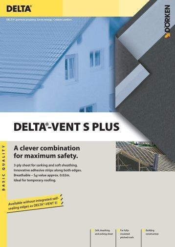 delta vent n plus. Black Bedroom Furniture Sets. Home Design Ideas
