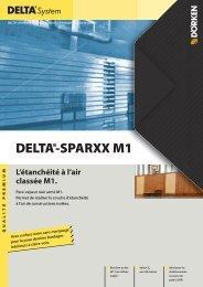 DELTA®-SPARXX M1