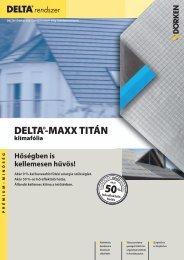 DELTA®-MAXX TITÁN - Lambda Systeme Kft.
