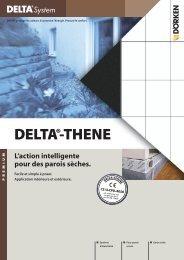 DELTA®-THENE - Ewald Dörken AG