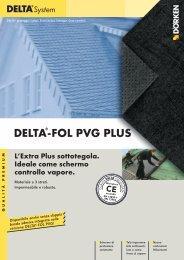 DELTA®-FOL PVG PLUS - Ewald Dörken AG