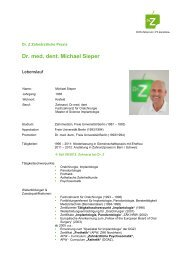 Download Vita - Dr.Z