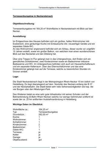Exposé Neckarsteinach - Dollinger GmbH