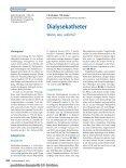 Elektronischer Sonderdruck für Dialysekatheter C.P. Schröders - Seite 2