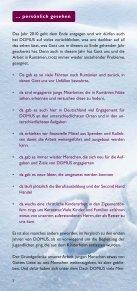 EINSICHTEN - DOMUS Rumänienhilfe eV - Seite 2
