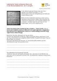 Lateinische Inschriften und Texte ab 4. Lernjahr.pdf - Domschatz