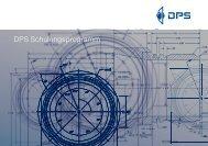 Schulungsprogramm (PDF) - DPS Software