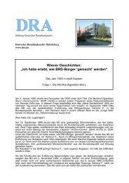Folge 1: Die Menthol-Zigaretten-Story - Deutsches Rundfunkarchiv
