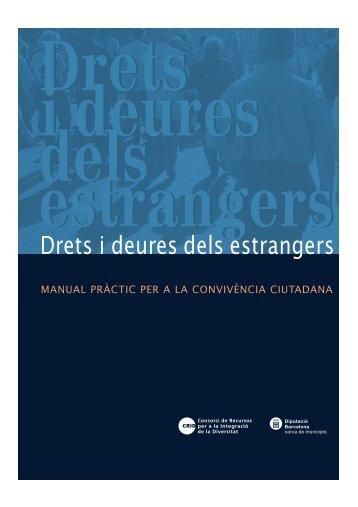drets i deures tirar - Ajuntament de Barcelona
