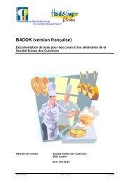 BADOK - Hotel & Gastro Union