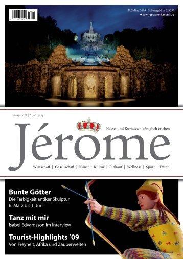 Jérome Magazin - Gemeinschaftspraxis Dres Claar & Hilgenberg