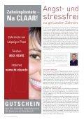 Jérome Magazin - Gemeinschaftspraxis Dres Claar & Hilgenberg - Seite 2