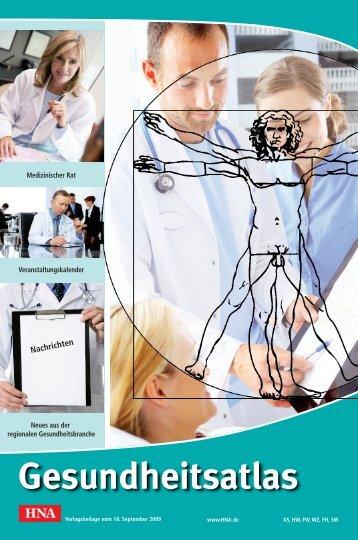 Gesundheits- atlas - Gemeinschaftspraxis Dres Claar & Hilgenberg