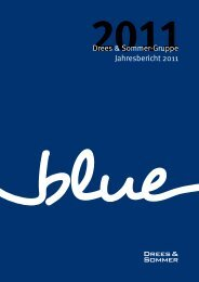 Jahresbericht 2011 dt - Drees & Sommer