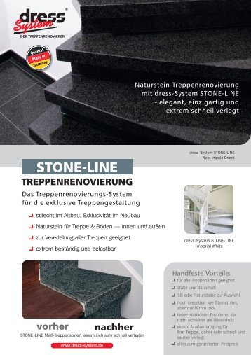 STONE-LINE - dress System
