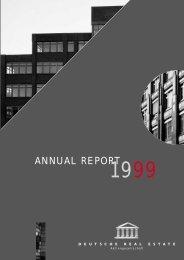 DREAG GB'99 US_S.1-33 engl. - Deutsche Real Estate AG
