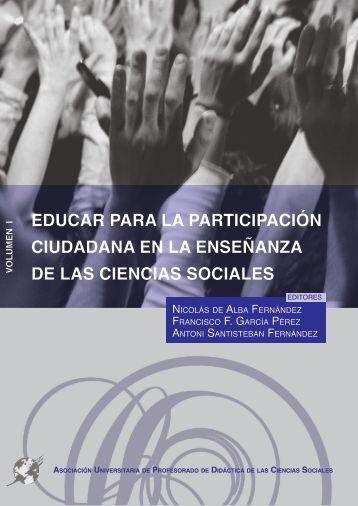 1 - asociación universitaria de profesores de didáctica de las ...