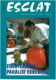 Fisioteràpia i paràlisi cerebral - Associació Esclat