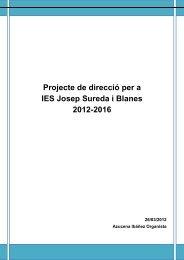 Azucena Ibáñez - IES Josep Sureda i Blanes