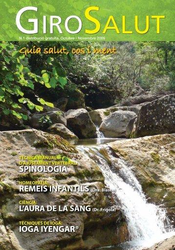 SPINOLOGIA - Giro Salut