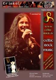 triskel – Download – (3,7 MB) - celtic rock music