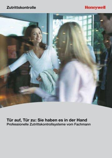 Tür auf, Tür zu - minos Sicherheitstechnik GmbH