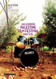 palestine film festival