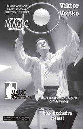 Viktor Voitko Viktor Voitko - Stevens Magic Emporium