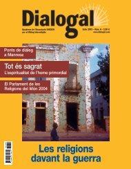 Les religions davant la guerra - CALAIX