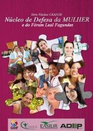 Núcleo de Defesa da Mulher e do Fórum Leal Fagundes