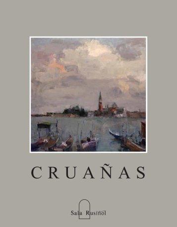 catalog - Josep Cruañas - Pintor