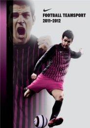 FOOTBALL TEAMSPORT 2011-2012 - SB Sport