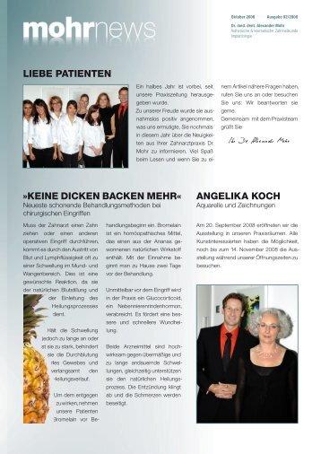 Zum Download: Praxiszeitung »mohr-news« 02/2008 im