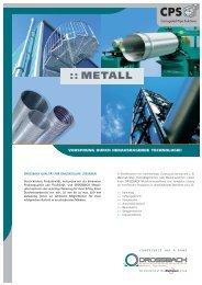 :: METALL - Drossbach GmbH & Co. KG