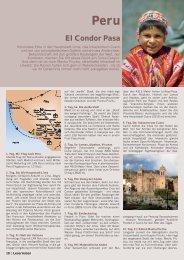 Peru El Condor Pasa - Droste-Reisen