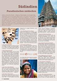 Südindien - Droste-Reisen