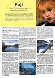 13 – tägige Rundreise durch Japan mit ... - Droste-Reisen