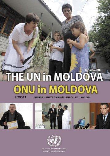 T - United Nations - Moldova