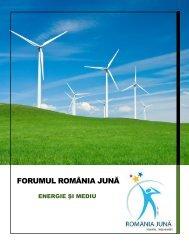 Energie și mediu - Romania Juna