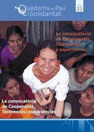 quaderns 33 para web.qxd - Cooperant