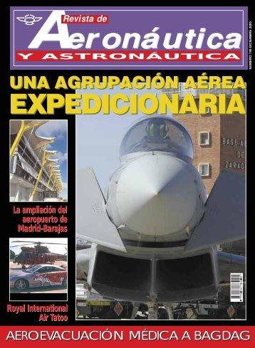 Portada diciembre - Ejército del Aire - Ministerio de Defensa