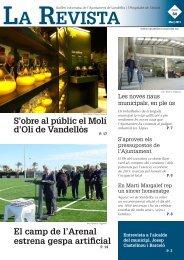 La Revista 64 - març 2011 - Ajuntament de Vandellòs i l'Hospitalet ...