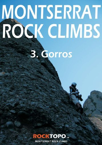 3. Gorros - ROCK TOPO - Montserrat Rock Climbs