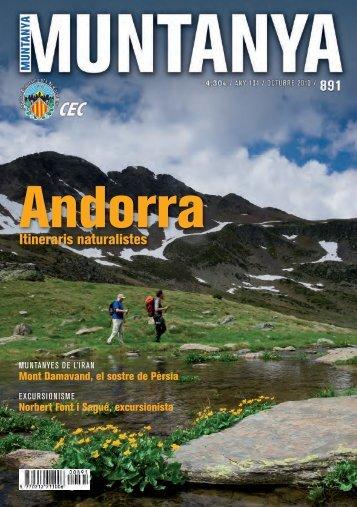 Andorra - Centre Excursionista de Catalunya