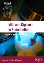 Warwick Endodontics - Zahnärzte Dr. Regina und Prof. Dr. Liviu Steier