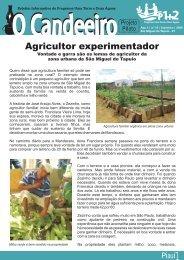 Agricultor experimentador - Cerac