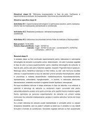 Proiect Fitometabol Etapa III - Plantavorel