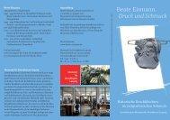 Flyer - Museum für Druckkunst